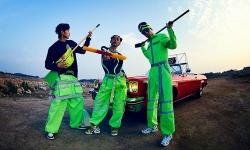 Nhóm nhạc của Lee Hyori, Bi Rain gây tranh cãi