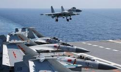 Trung Quốc diễn tập ở Biển Đông