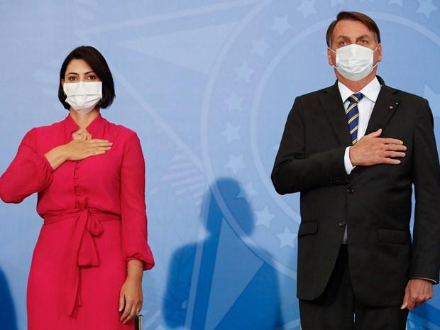 de nhat phu nhan brazil duong tinh voi virus sars cov 2
