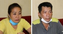 """Đôi nam nữ cầm đầu đường dây """"tuồn"""" người Trung Quốc vào Việt Nam"""