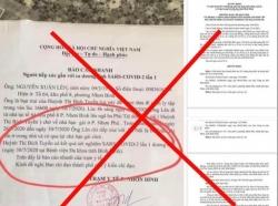 Giám đốc Sở Y tế Bình Định bác thông tin trường hợp dương tính SARS-CoV-2