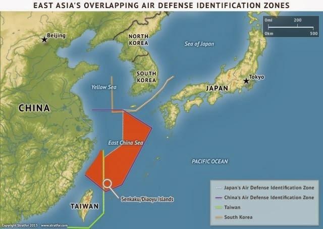 Mỹ - Nhật bí mật tập trận ở Hoa Đông - 1