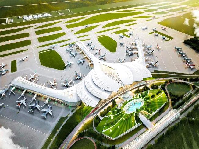 Sân bay Long Thành vẫn ì ạch giải phóng mặt bằng