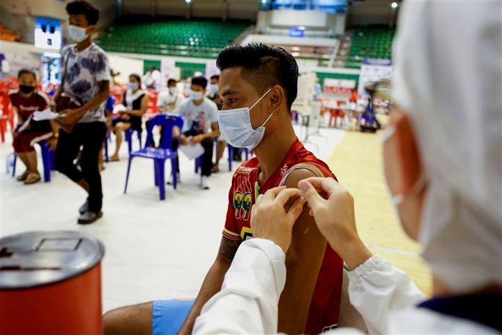 Ca mắc COVID-19 ở Myanmar cao chưa từng thấy do biến thể COVID-19 mới