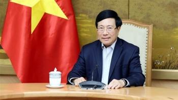 Mỹ cam kết tiếp tục hỗ trợ Việt Nam vaccine COVID-19