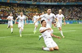 Thụy Sĩ: Cú sốc lớn nhất EURO 2020 từ đoàn quân 24 quốc tịch