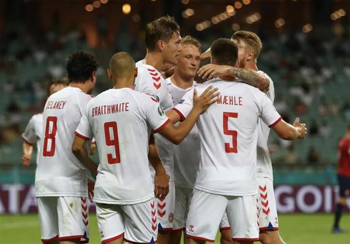 Đan Mạch viết tiếp cổ tích, vào bán kết EURO 2020 - 2