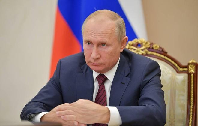 Tổng thống Putin thông qua chiến lược an ninh quốc gia mới ảnh 1