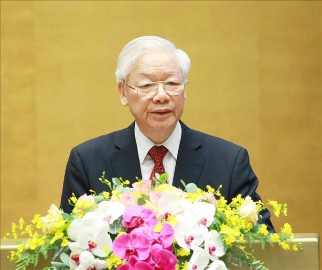 Trung ương giới thiệu nhân sự Chủ tịch nước, Thủ tướng, Chủ tịch Quốc hội - 1