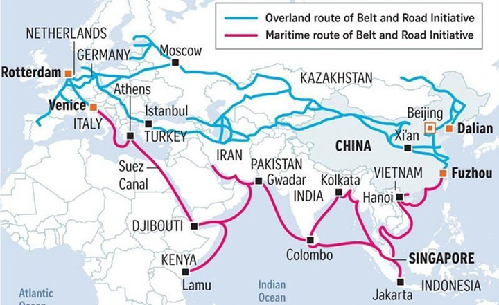 Mỹ vừa rút khỏi Afghanistan, Trung Quốc lập tức chớp thời cơ giành ảnh hưởng - 2
