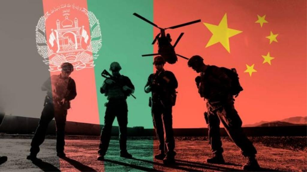Mỹ vừa rút khỏi Afghanistan, Trung Quốc lập tức chớp thời cơ giành ảnh hưởng