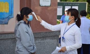 Hủy 2 điểm thi do COVID-19, 772 thí sinh ở Phú Yên tạm dừng thi tốt nghiệp THPT