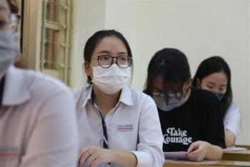 Thí sinh dương tính SARS-CoV-2, Bắc Giang khẩn cấp dừng một điểm thi tốt nghiệp