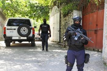 Bắt giữ ít nhất 28 nghi phạm liên quan đến vụ ám sát Tổng thống Haiti