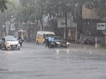 Dự báo thời tiết 9/7: Cả nước mưa dông