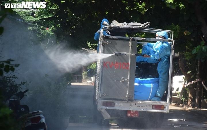 Phú Yên thêm 29 ca dương tính SARS-CoV-2, riêng TP Tuy Hòa 18 trường hợp - 1