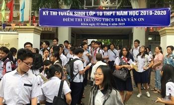 TP Hồ Chí Minh chưa thể chốt phương án thi tuyển lớp 10 do dịch bệnh