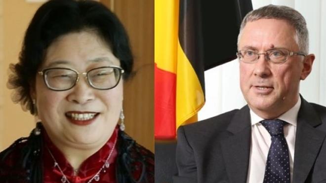 """Bỉ yêu cầu đại sứ tại Seoul """"lập tức về nước"""" vì vợ lại đánh người"""
