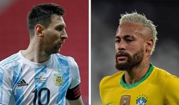 Chung kết Brazil vs Argentina: Messi đấu Neymar, phân ngôi vô địch Copa America