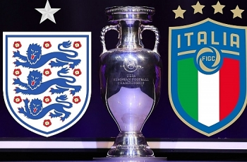 Xem trực tiếp bóng đá chung kết EURO Anh vs Italy ở đâu, trên kênh nào?