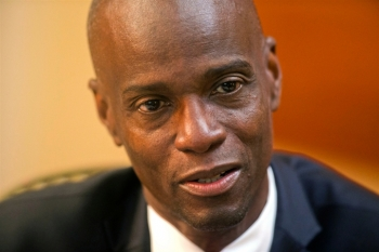 Phu nhân Tổng thống Haiti ám chỉ kẻ thù gây ra cái chết của chồng