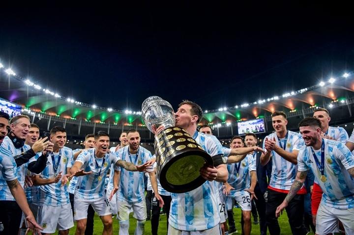 Messi vô địch Copa America: Mảnh ghép cuối cho sự nghiệp hoàn hảo