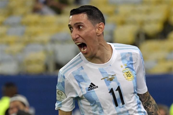 Đánh bại Brazil, Messi cùng Argentina giải cơn khát vô địch Copa America - 2
