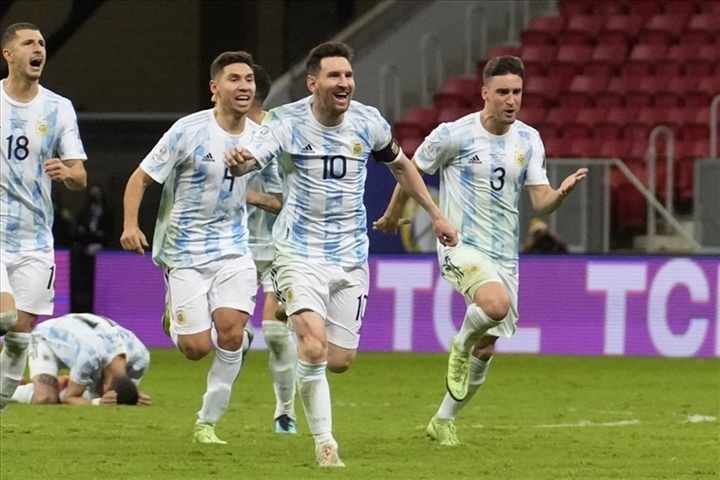 Messi vô địch Copa America: Mảnh ghép cuối cho sự nghiệp hoàn hảo  - 4