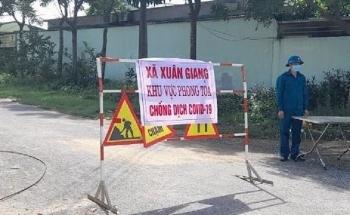 F0 từ TP.HCM về dự đám tang khiến cả xã ở Thanh Hoá bị phong toả