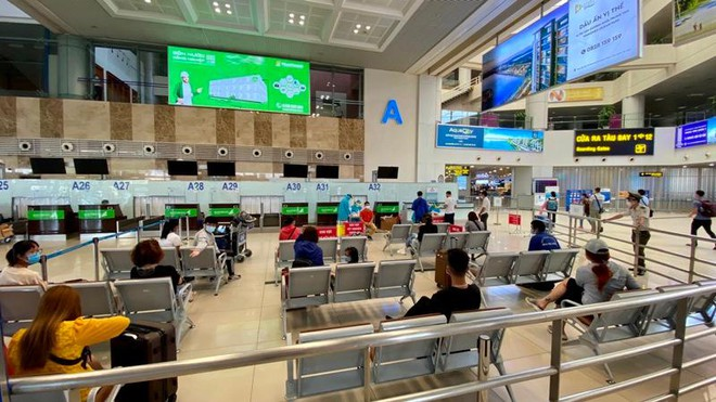 Sân bay Nội Bài mở dịch vụ xét nghiệm nhanh Covid-19 có kết quả sau 30 phút ảnh 1