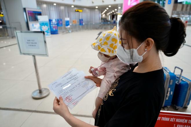 Sân bay Nội Bài mở dịch vụ xét nghiệm nhanh Covid-19 có kết quả sau 30 phút ảnh 4