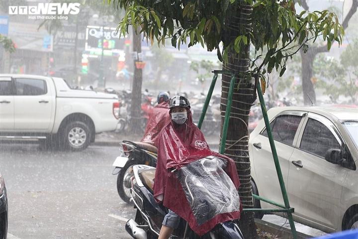 Dự báo thời tiết ngày 12/7: Cả nước ngày nắng, chiều tối mưa dông  - 1