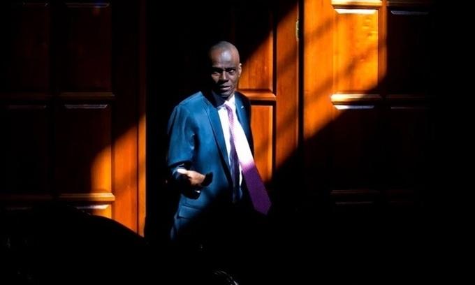 30 phút nhóm sát thủ giết hại Tổng thống Haiti