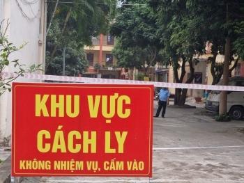 Tiếp xúc F0, chủ tịch và trưởng công an thị trấn ở Hà Nội phải đi cách ly