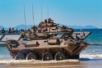 11 quốc gia ồ ạt tập trận hải quân quy mô lớn nhất năm