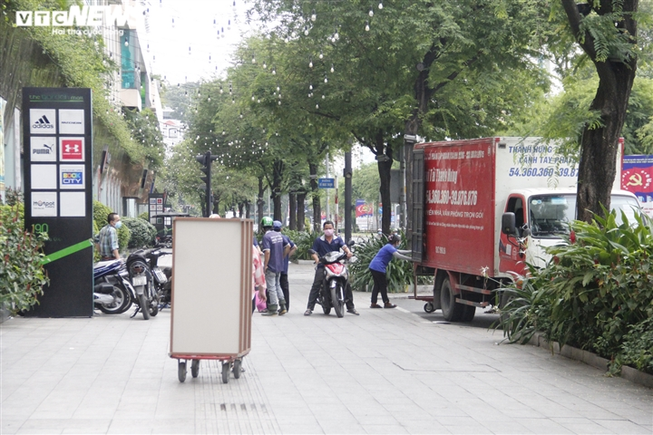 Ảnh: Cận cảnh bên trong bệnh viện dã chiến ở Thuận Kiều Plaza - 18