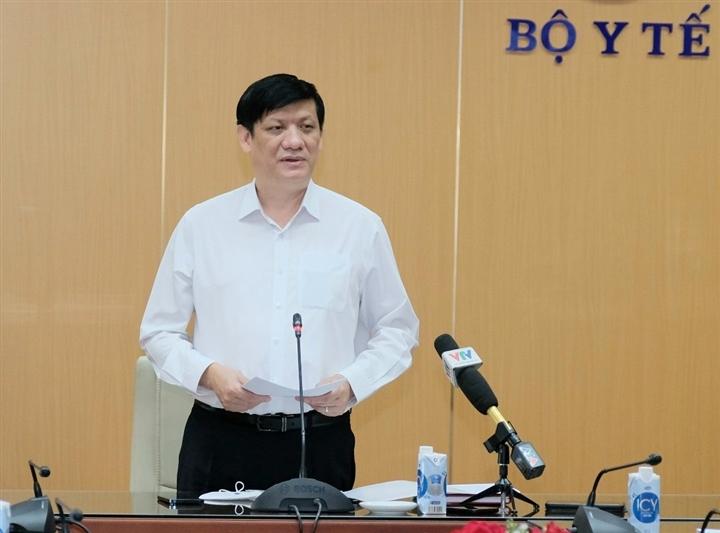 Bộ trưởng Y tế: Dịch COVID-19 kéo dài hơn trước, tác động trên diện rất rộng - 1