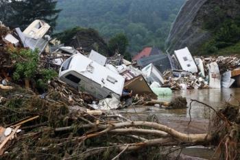 Lũ lụt lịch sử tàn phá khủng khiếp châu Âu: Hơn 170 người chết