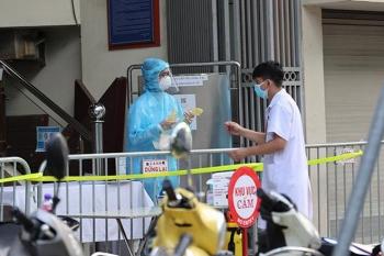 Hà Nội ghi nhận 18 người dương tính SARS-CoV-2, 10 ca liên quan chung cư Sunshine