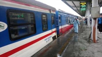 Hàng loạt địa phương xin lập chuyến tàu chuyên biệt chở công dân rời TP.HCM về quê