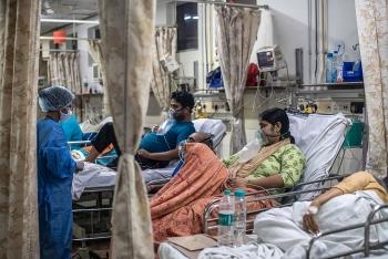 2/3 dân số Ấn Độ đã có kháng thể COVID-19
