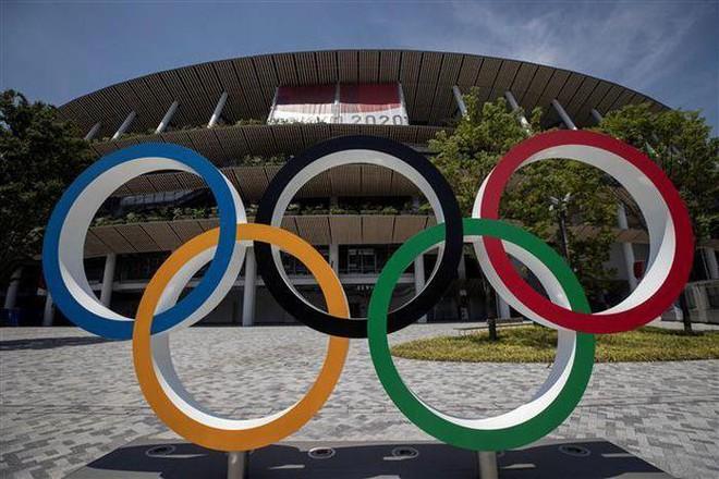Olympic Tokyo 'kỳ lạ' nhất lịch sử ảnh 1