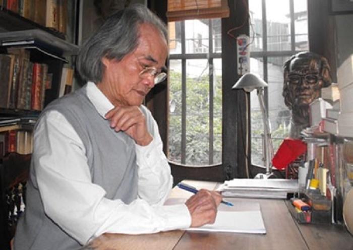 """Nhà văn Sơn Tùng - tác giả """"Búp sen xanh"""" - về cõi vĩnh hằng"""