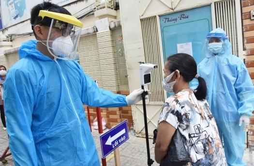 Tối 23/7, Việt Nam có 3.409 ca COVID-19 mới