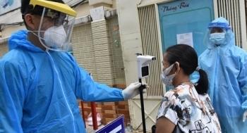 Thêm 3.552 ca mắc COVID-19 mới, Bình Dương ghi nhận kỷ lục 1.249 bệnh nhân