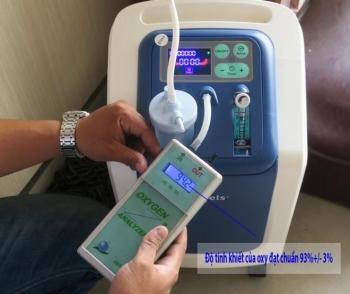 Tự mua máy thở, máy tạo oxy: Không chữa được bệnh mà nguy cơ mất an toàn rất cao