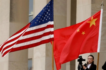 """""""Đóng đinh"""" lập trường, quan hệ Mỹ - Trung Quốc bế tắc sau cuộc gặp Thiên Tân"""