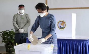 Chính quyền quân sự Myanmar hủy kết quả bầu cử năm 2020