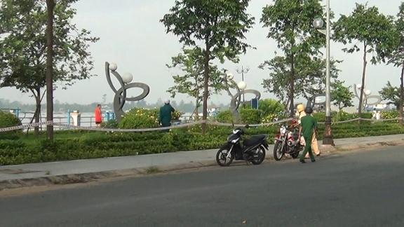 Vượt mốc 2.000 ca COVID-19, Tiền Giang yêu cầu người dân không ra đường sau 18h