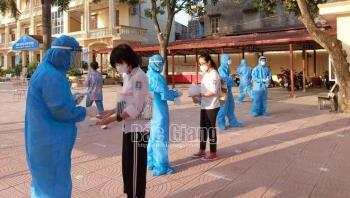 18 nghìn thí sinh Bắc Giang bước vào kỳ thi lớp 10 được thắt chặt phòng chống Covid-19